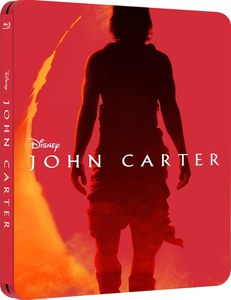 John Carter 3D (enthält 2D Version) - Zavvi exklusives (UK Edition) Limited Edition Steelbook