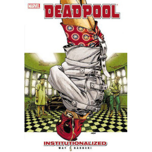 Marvel Deadpool: Institutionalized - Volume 9 Graphic Novel