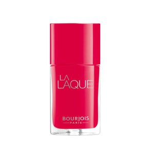 Bourjois La Laque Nail Varnish - Flambant Rose 04 (10ml)
