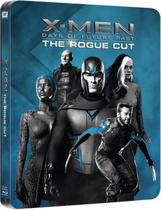 X-Men: Days of Future Past (The Rogue Cut) - Steelbook Exclusivo de Edición Limitada