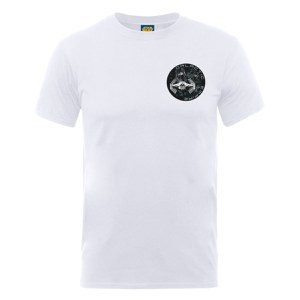 Star Wars Men's Galactic Empire Badge T-Shirt - White