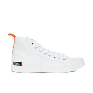 Superdry Men's Super Sneaker High Top Trainers - White