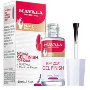 Mavala Gel Finish Nail Polish (10ml)