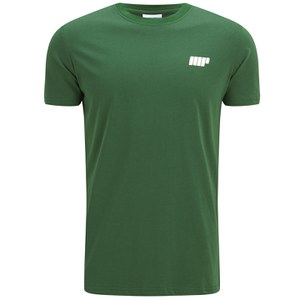 Myprotein Men's Longline Short Sleeve T-Shirt, Green