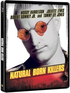 Natural Born Killers - Limited Edition Steelbook