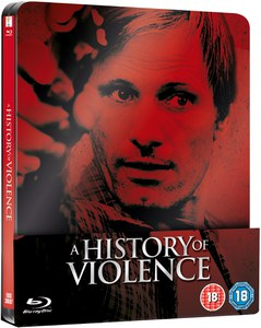 A History of Violence - Steelbook Exclusivo de Edición Limitada