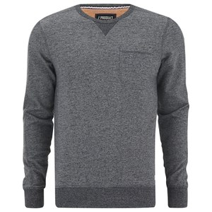 Produkt Men's GMS Cut and Sew Sweatshirt - Black