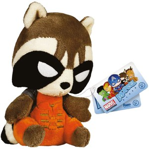 Marvel Mopeez Peluche Rocket Raccoon