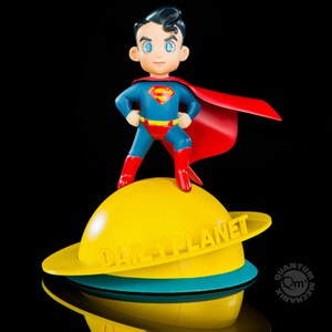 Quantum Mechanix DC Comics Superman Q-Pop Action Figure