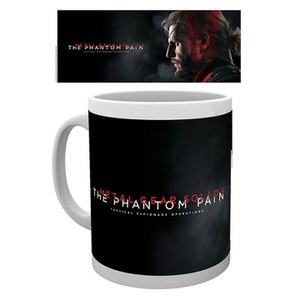 Metal Gear Solid Cover Mug