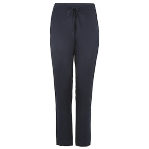 Maison Scotch Women's Silky Feel Trousers - Blue