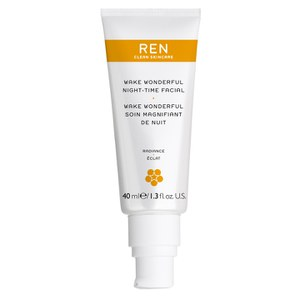 REN Wake Wonderful Night-Time Facial traitement facial de nuit