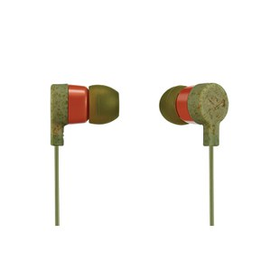 The House of Marley Mystic Earphones - Green