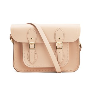 The Cambridge Satchel Company Women's 11 Inch Classic Satchel - Oyster