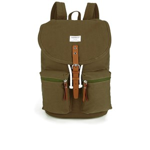 Sandqvist Men's Roald Ground Backpack - Olive