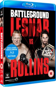 WWE: Battleground 2015