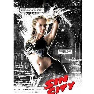 Sin City Nancy -61 x 91,5cm Maxi Póster