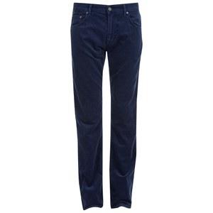 GANT Men's Jason Comfort Cord Jeans - Blue