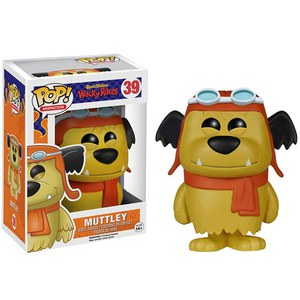 Hanna Barbera Wacky Races Muttley  Funko Pop! Figur