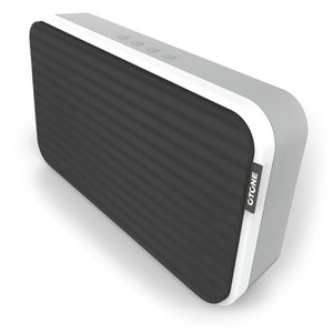 Otone BluWall Portable Bluetooth Speaker - Black