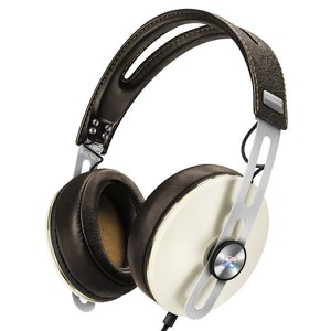 Sennheiser Momentum 2.0 Over-Ear Headphones Inc In-Line Remote & Mic - Ivory