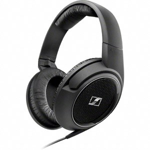 Sennheiser HD 429 Over Ear Headphones - Black