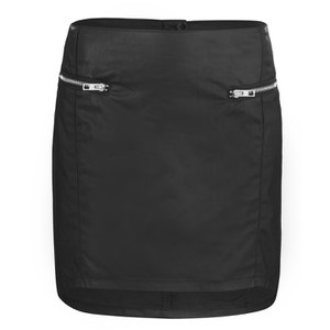 ONLY Women's National PU Skirt - Peat