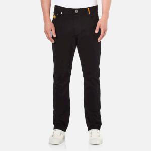 Superdry Men's Corporal Slim Denim Denim Jeans - Black Ink