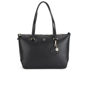 Nica Women's Lana East West Shoulder Bag - Black