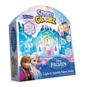 John Adams Disney Frozen Snow Glowbz Light and Sparkle Palace Studio