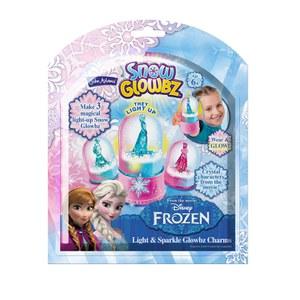 John Adams Disney Frozen Snow Glowbz Light and Sparkle Globe Charms
