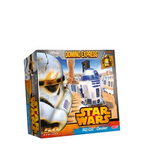 John Adams Star Wars Domino Express R2-D2 Auto Dealer Special