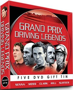 Grand Prix Driving Legends