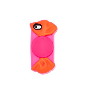 Marc by Marc Jacobs Women's iPhone Case Candy Wrapper - Shocking Pink