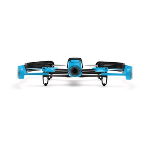 Parrot Bebop Drone and Skycontroller (Embedded GPS, 14MP Camera, 1080p HD Camcorder, 8GB Flash Storage) - Blue