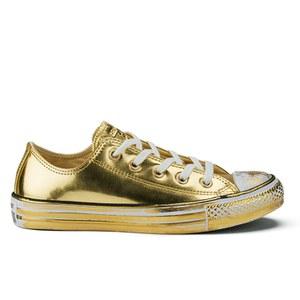 נעלי אולסטאר זהובות מהאתר THE HUT
