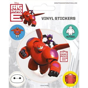 Disney Big Hero 6 Baymax - Sticker