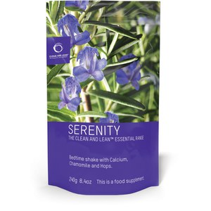 Serenity de Clean and Lean