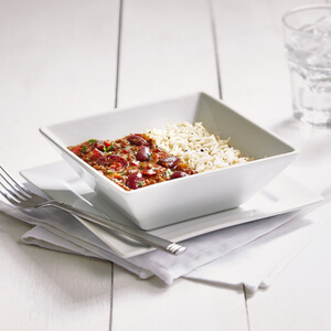 Exante Diet Beef Chilli with Rice