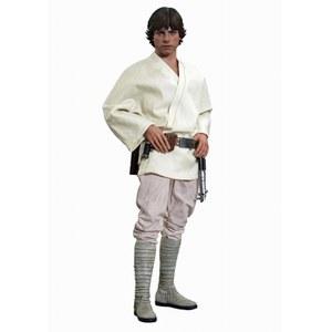 Hot Toys Star Wars A New Hope Luke Skywalker 1:6 Scale Figure