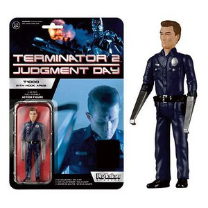 ReAction Terminator T-1000 with Hook Arms SDCC Exclusive 3 3/4 Inch Action Figure