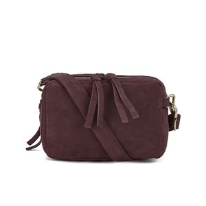 Yvonne Koné Women's Small Zipper Bag - Rust