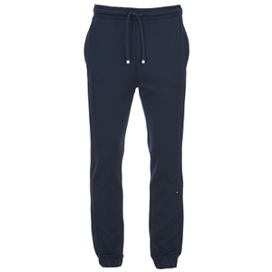 BOSS Green Men's Hadiko Cuffed Sweatpants - Navy