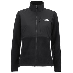 The North Face Women's Denali 2 Polartec Zipped Jacket - TNF Black