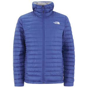 The North Face Men's Tonnerro Down Filled Hoody - Monster Blue