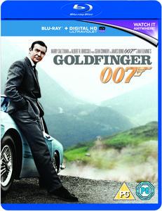 Goldfinger (Includes HD UltraViolet Copy)