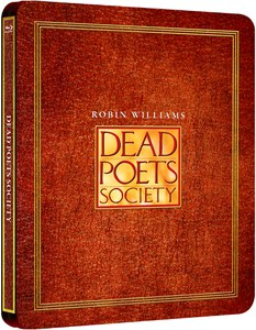 Dead Poets Society - Zavvi exklusives (UK Edition) Limited Edition Steelbook