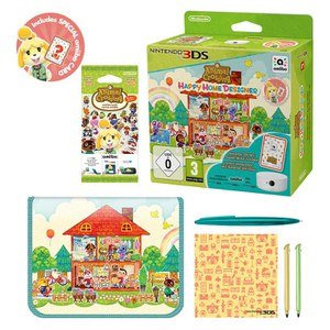 Animal Crossing Happy Home Designer Nfc Reader Writer Amiibo Cards Series 1 Pack Nintendo