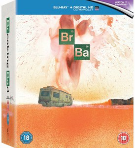 Breaking Bad - The Complete Series - Zavvi Exclusive Limited Edition Steelbook (Limited to 2000 Copies)