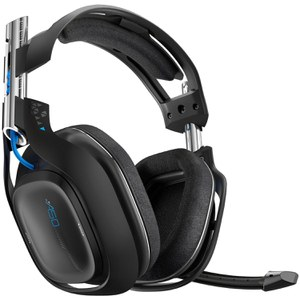 ASTRO Gaming A50 Wireless Headset 7.1 - Black (PS4/PS3/PC)